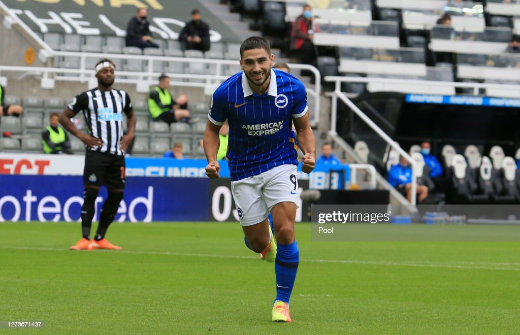 Newcastle United v Brighton & Hove Albion - Premier League : News Photo