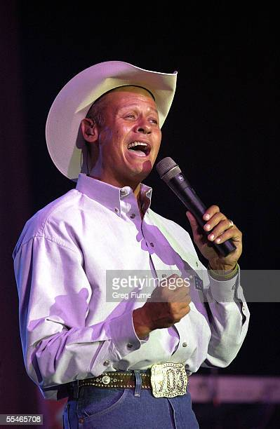 Neal McCoy performs at the USO Gala on September 14, 2005 at the Hilton Washington in Washington, DC. NOTE TO USER: User expressly acknowledges and...