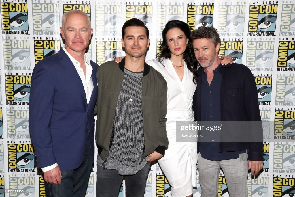 HISTORY's Project Blue Book SDCC Panel 2019 : Nyhetsfoto