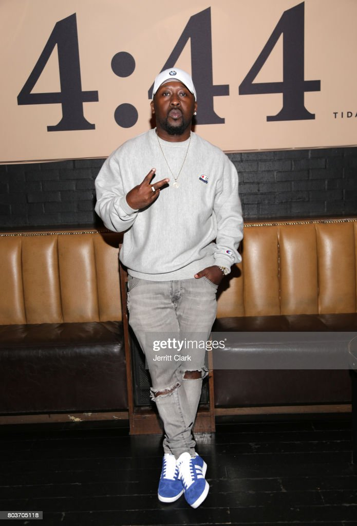 TIDAL x SPRINT 4:44 Album Listening Event