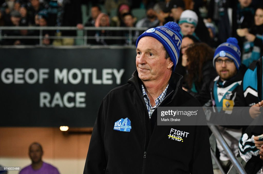 AFL Rd 13 - Port Adelaide v Western Bulldogs