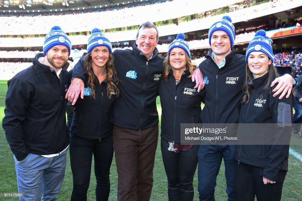 AFL Rd 7 - Western Bulldogs v Gold Coast