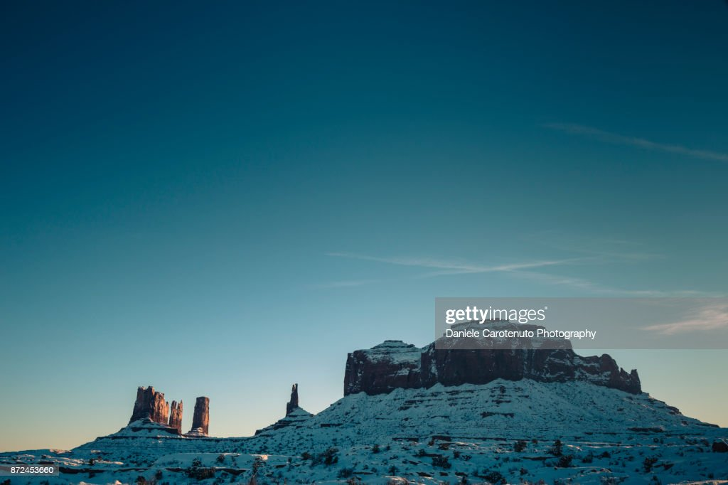 Near the Mexican Hat : Stock Photo