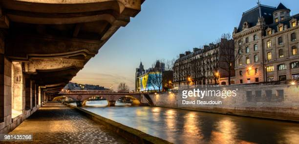 Near the Seine