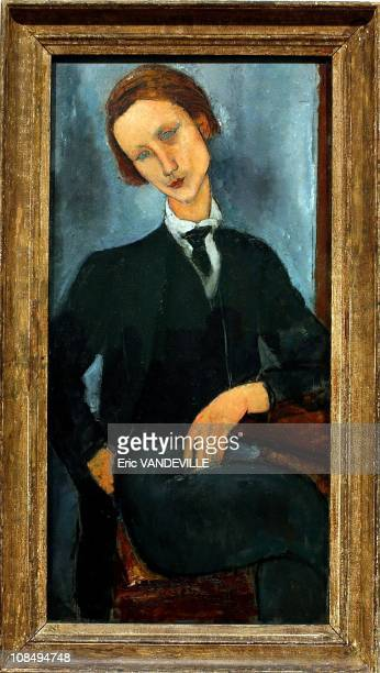 Nearly 100 works by artist Amedeo Modigliani including some of his trademark portraits go on display in Rome the first time in decades that the...