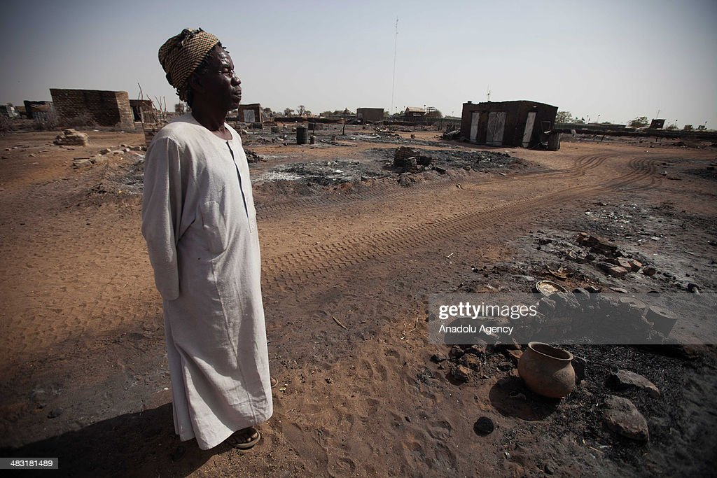 Struggle for life in South Darfur : News Photo