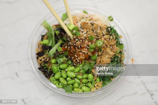 Nearly two dozen Toronto Star readers have asked to find out the calories in their favourite poke bowl the Hawaiian dish made with sashimi vegetables...