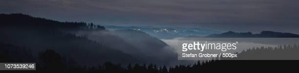 Nebel Panorama
