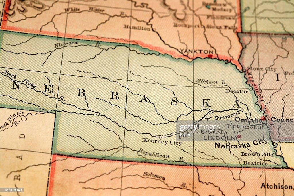 Nebraska : Stock Photo
