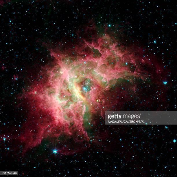 nebula - nevels en gaswolken stockfoto's en -beelden