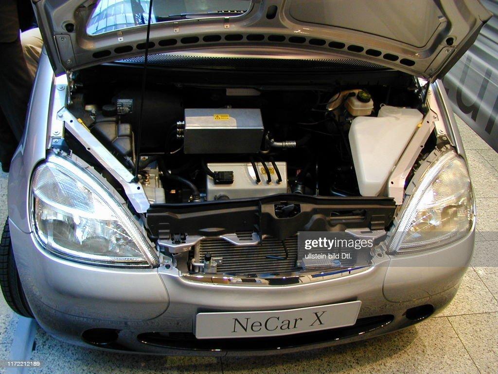 Autos mit brennstoffzelle