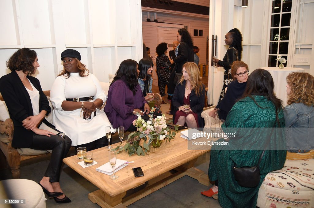 The Jane Club Launch Party : News Photo