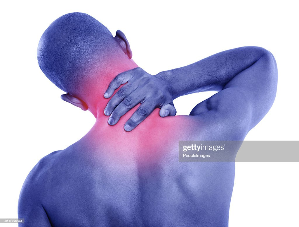 Neck pain relief needed