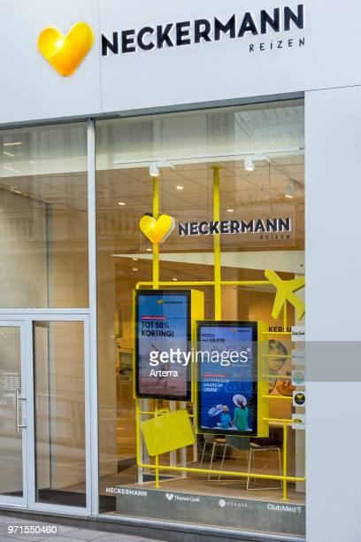 Neckermann Reizen travel shop / travel agency in Belgium