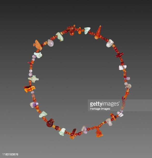 Necklace of Amulets 19801801 BC Creator Unknown