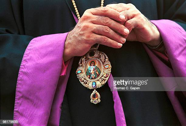 necklace - catholicism stock pictures, royalty-free photos & images