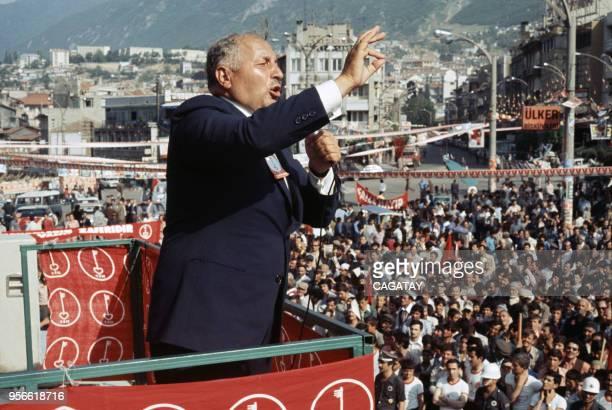 Necmettin Erbakan Imagens e fotografias de stock - Getty Images