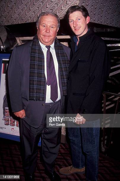 Ned Beatty and Adrian Dunbar at the New York Premiere of 'Hear My Song' 57th Street Playhouse New York City