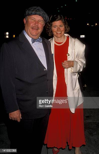 Ned Beatty and Dorothy Lindsey at the Premiere of Love Letters Canon Theater Los Angeles