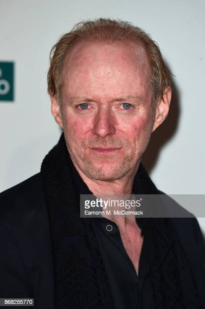 Ned Dennehy attends the Birmingham Premiere of Peaky Blinders at cineworld on October 30 2017 in Birmingham England
