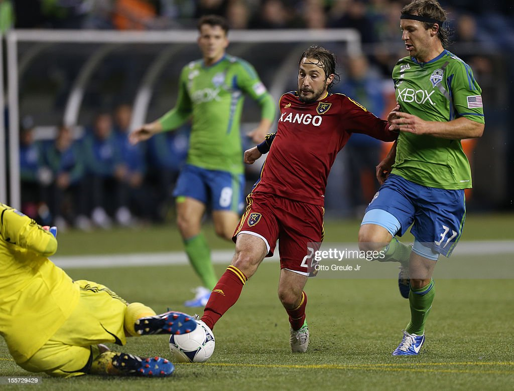 Real Salt Lake v Seattle Sounders - Western Conference Semifinals