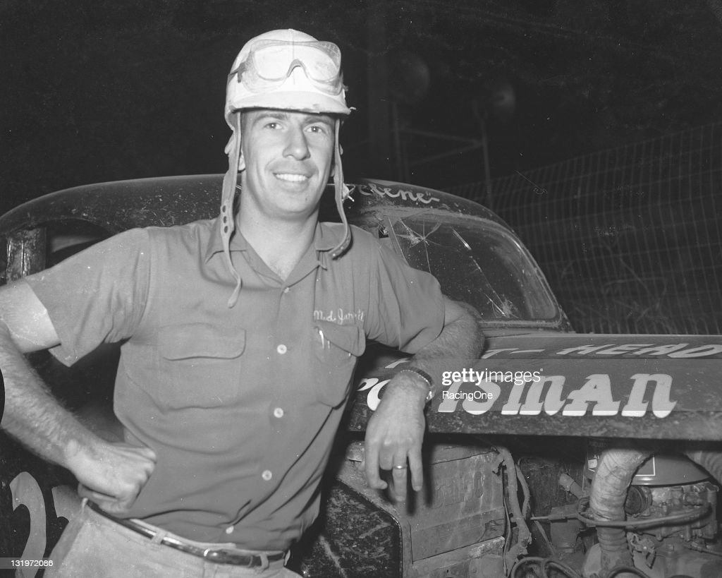 Ned Jarrett : News Photo