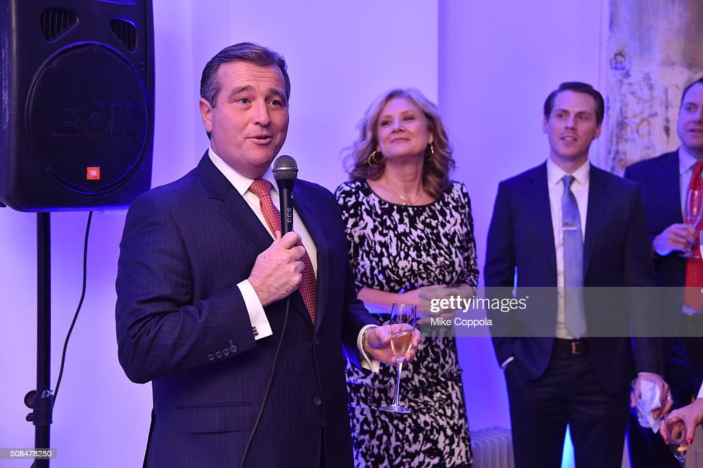 Ned Quinn attends Meridith Baer Home And Morgan Stanley
