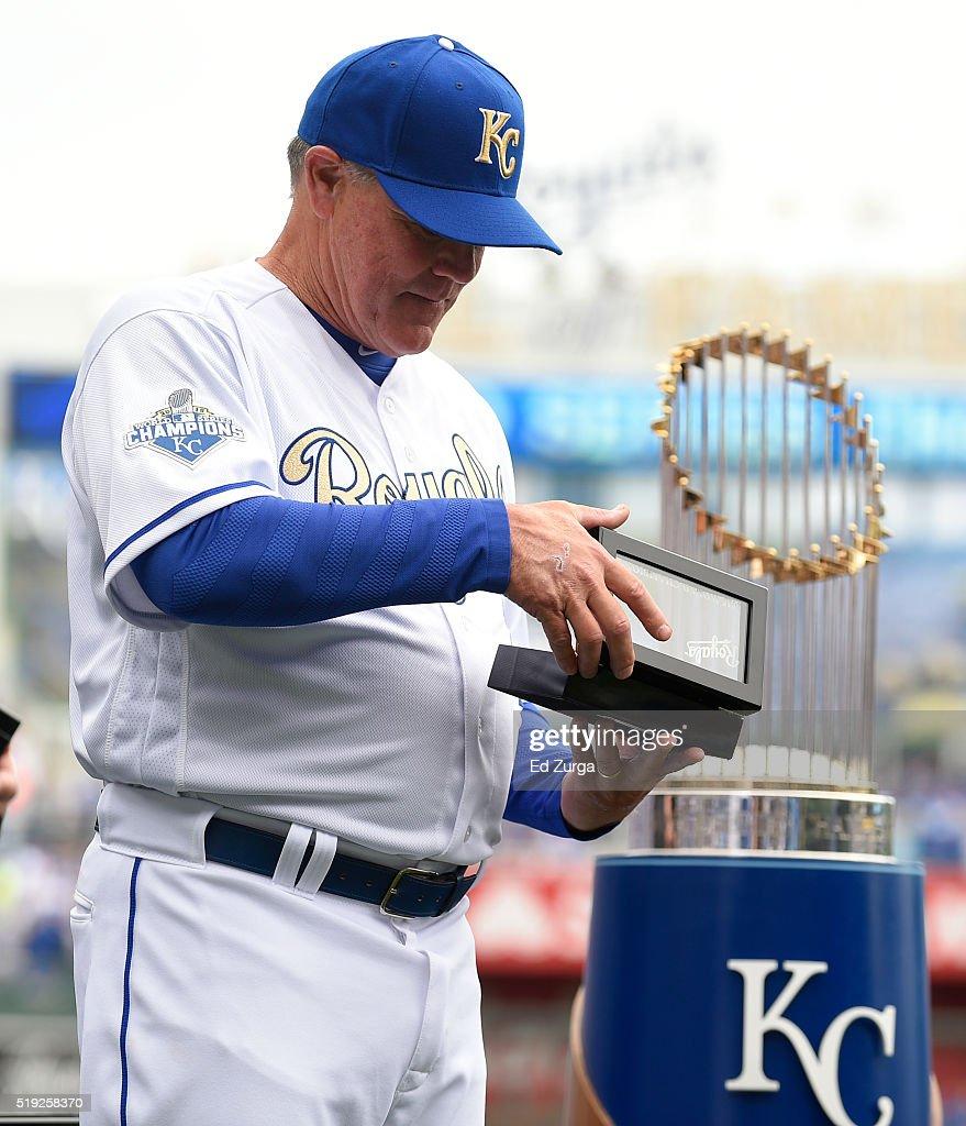 New York Mets v Kansas City Royals : Fotografia de notícias