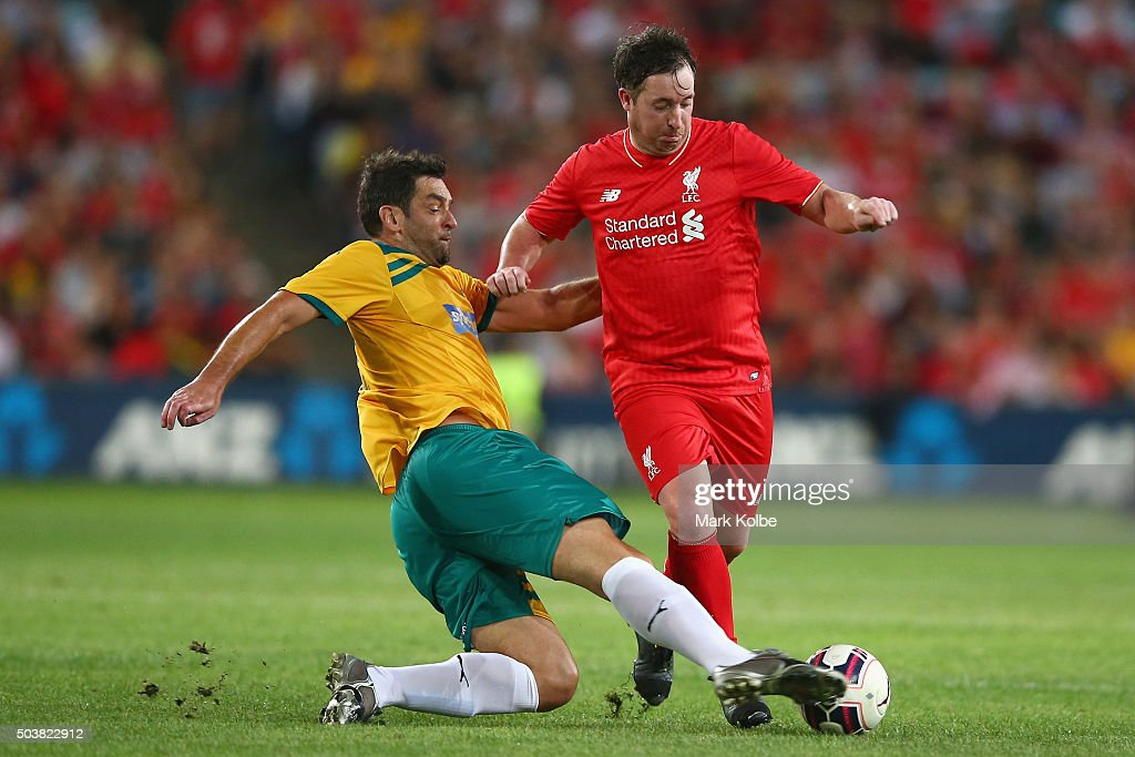 Liverpool FC Legends v Australian Legends