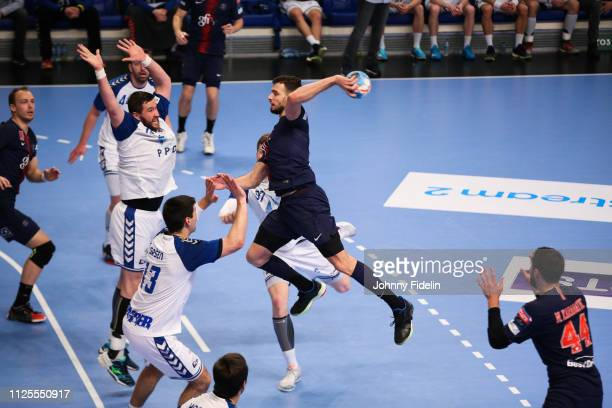 11 240 Paris Saint Germain Handball Team Photos And Premium High Res Pictures Getty Images