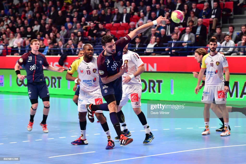 Paris Saint Germain v Nantes Handball - League Cup