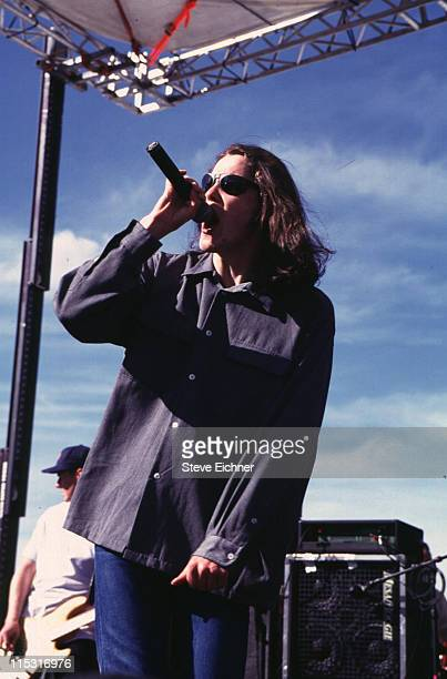 Ned's Atomic Dustbin during Board Aid Lifebeat Benefit 3151995 at Big Bear California United States