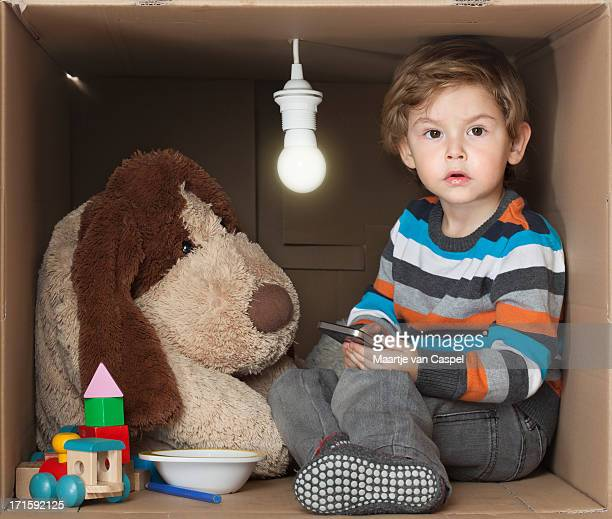 I need Space - Toddler in a Box
