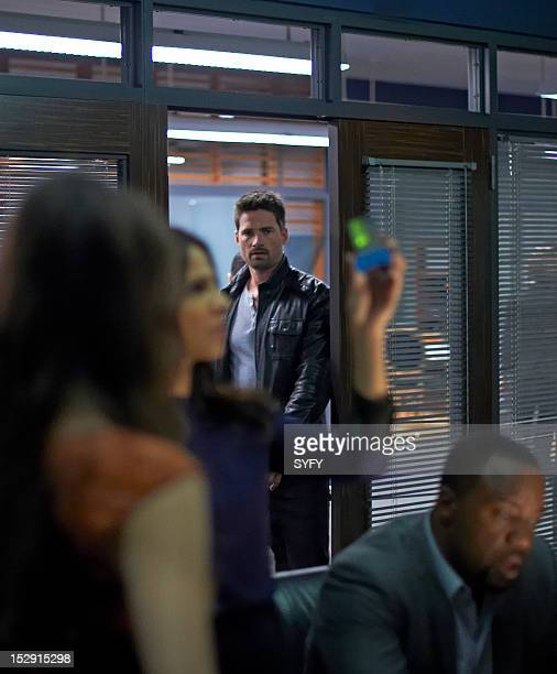 ALPHAS Need to Know Pictured Warren Christie as Cameron Hicks