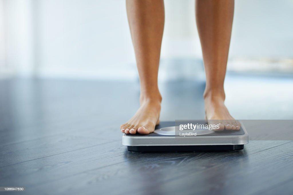 Need to lose a few pounds? : Stock Photo