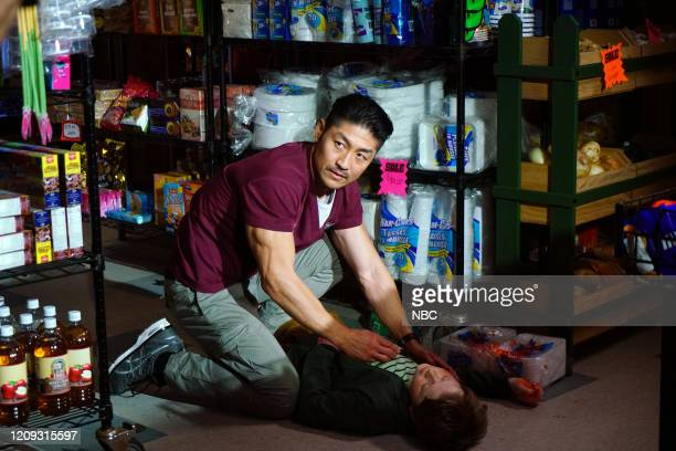 MED A Needle In The Heart Episode 520 Pictured Brian Tee as Ethan Choi