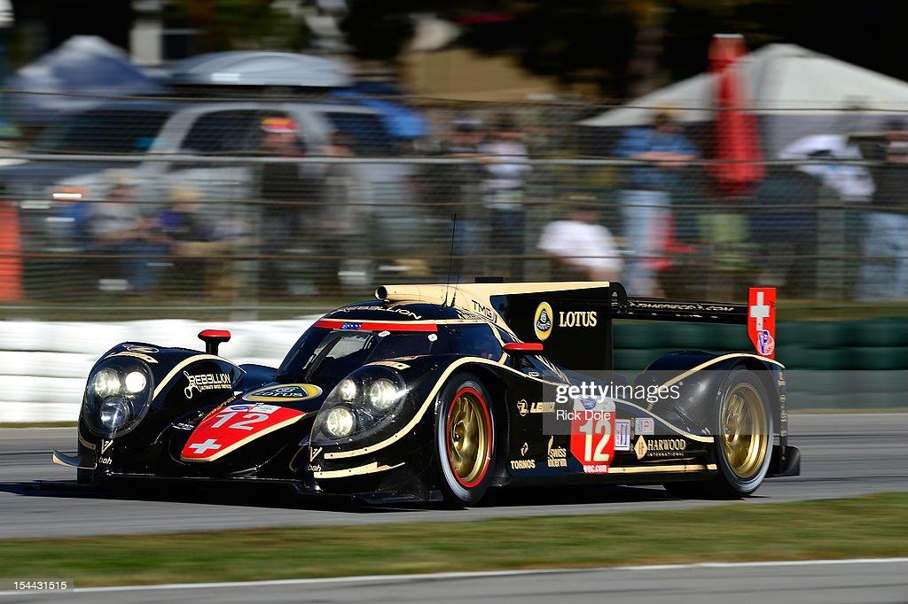 15th Annual Petit Le Mans : News Photo