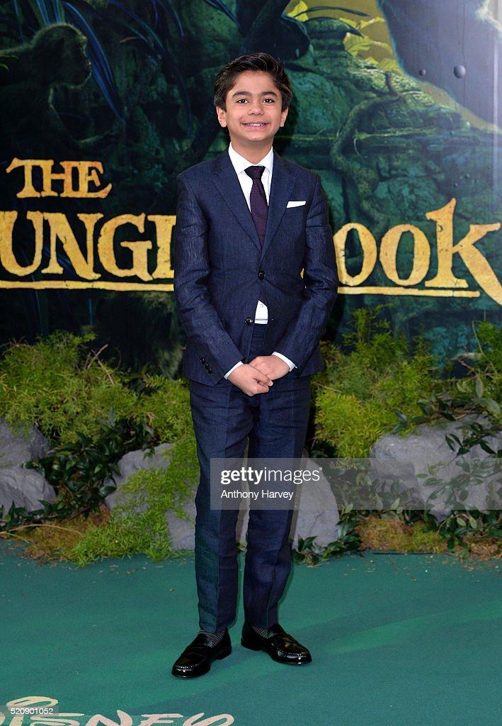 """The Jungle Book"" - European Premiere - Arrivals"