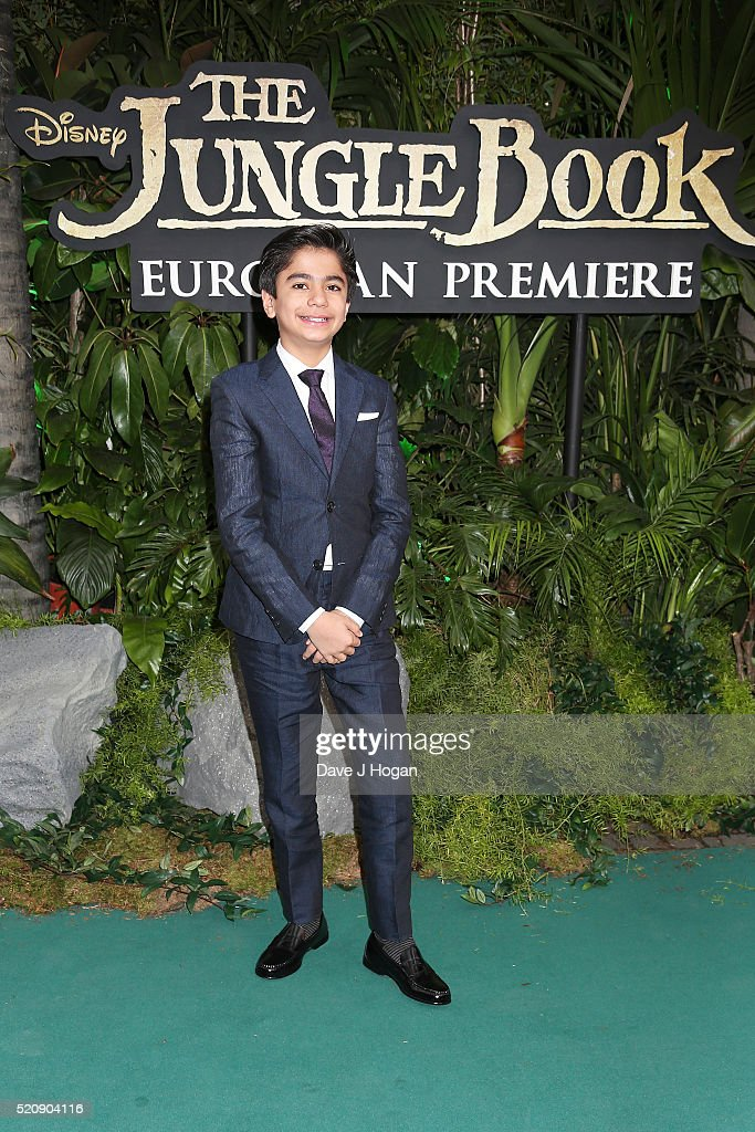 """The Jungle Book"" - European Premiere - VIP Arrivals"