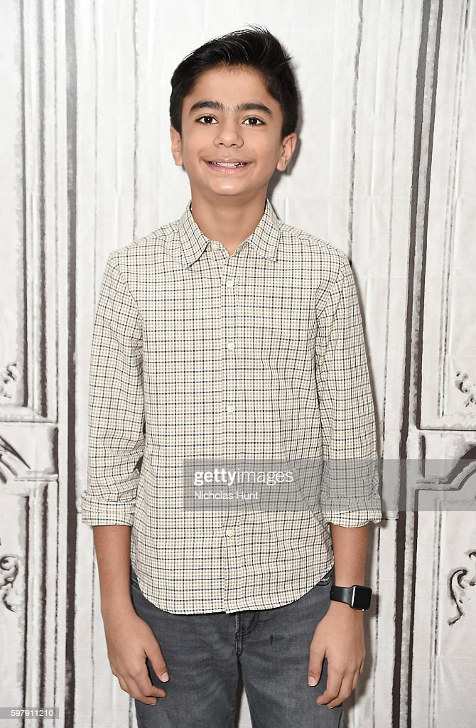 "AOL Build Presents Neel Sethi  Discussing His Starring Role As Mowgli In Jon Favreau's Re-telling Of ""The Jungle Book"""