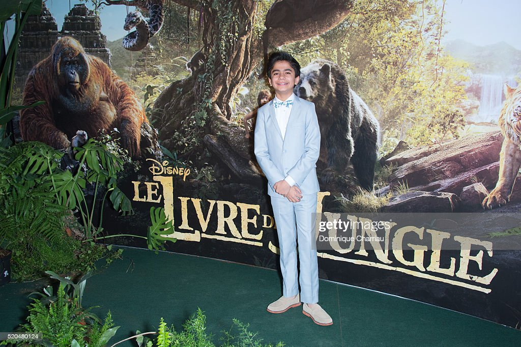 """The Jungle Book"" - Le Livre De La Jungle Paris Premiere At Cinema Pathe Beaugrenelle"