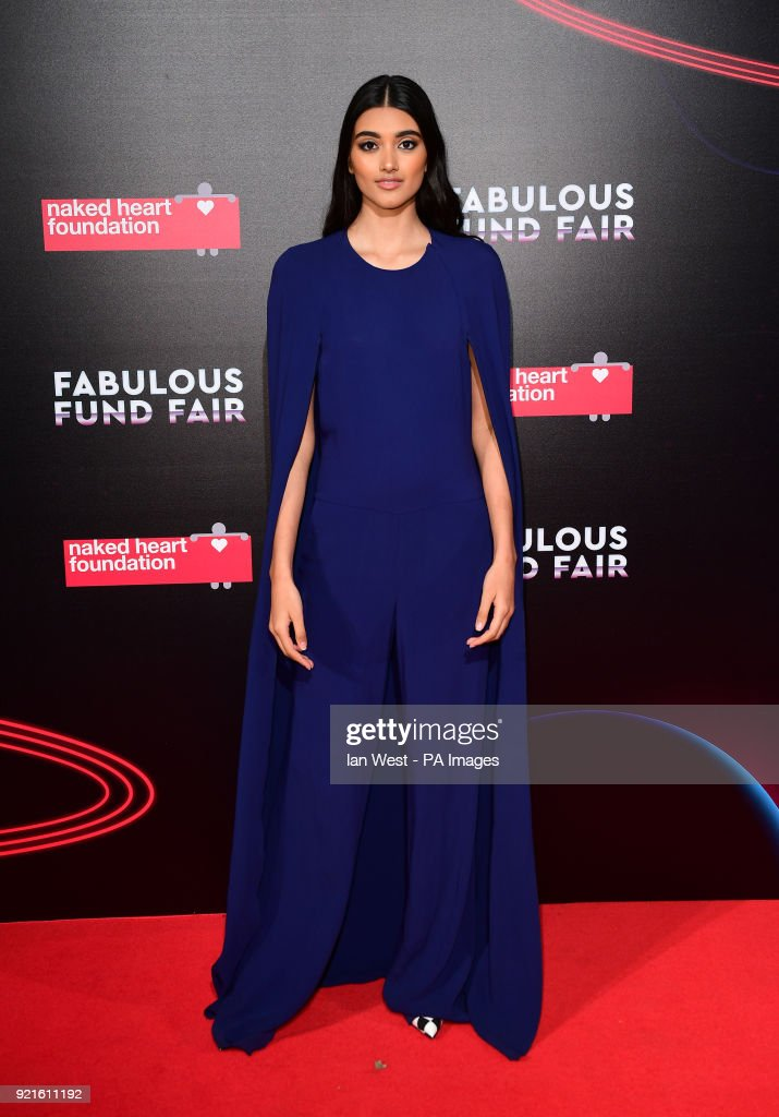 Neelam Gill attending the Naked Heart Foundation Fabulous Fun dFair held at The Roundhouse in Chalk Farm, London.