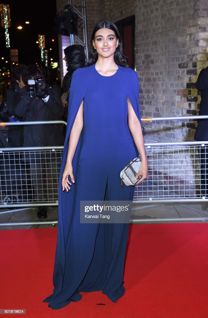 Neelam Gill attends the Naked Heart Foundation's Fabulous Fund Fair during London Fashion Week February 2018 at the Roundhouse on February 20, 2018 in London, England.