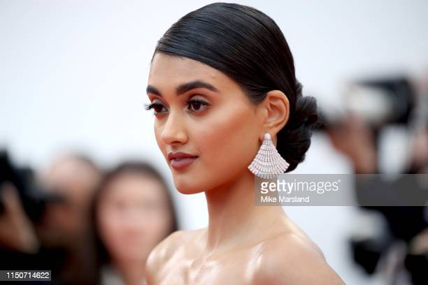 Neelam Gill attends the screening of Le Belle Epoque during the 72nd annual Cannes Film Festival on May 20 2019 in Cannes France