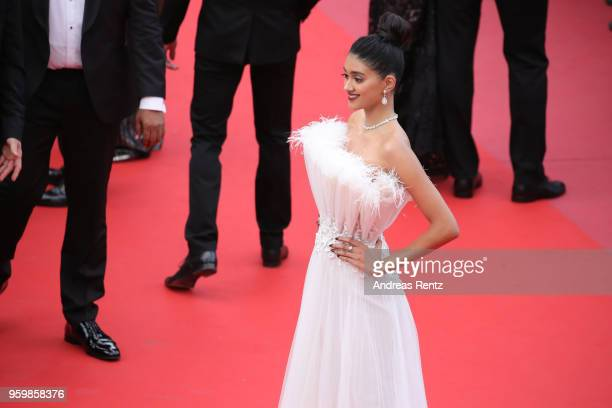 Neelam Gill attends the screening of The Wild Pear Tree during the 71st annual Cannes Film Festival at Palais des Festivals on May 18 2018 in Cannes...