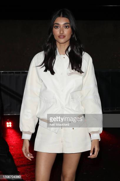Neelam Gill attends Tommy Hilfiger at Tate Modern during LFW February 2020 on February 16 2020 in London England