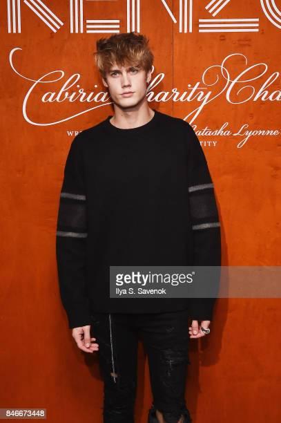Neels Visser attends KENZO Humberto Leon Carol Lim And Natasha Lyonne Premiere 'Cabiria Charity Chastity' In New York City at Public Arts on...