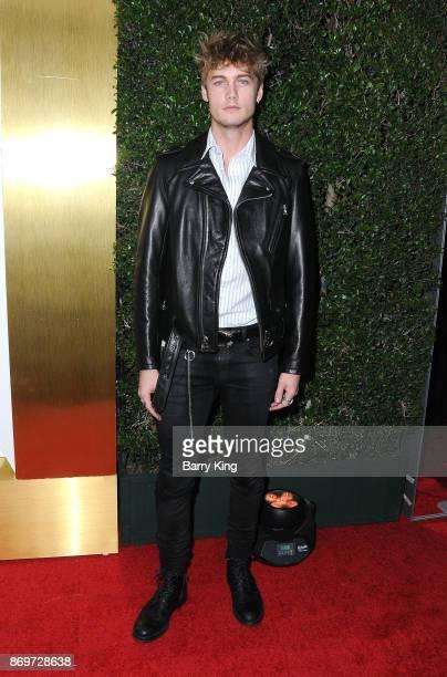 Neels Visser attends #REVOLVEawards at DREAM Hollywood on November 2 2017 in Hollywood California
