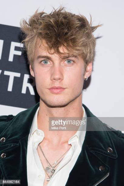 Neels Visser attends the Daily Front Row's Fashion Media Awards at Four Seasons Hotel New York Downtown on September 8 2017 in New York City