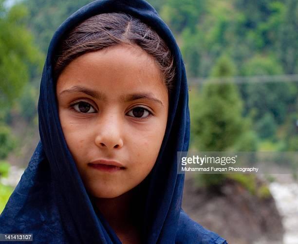 Neelum Valley kid,  Kashmir